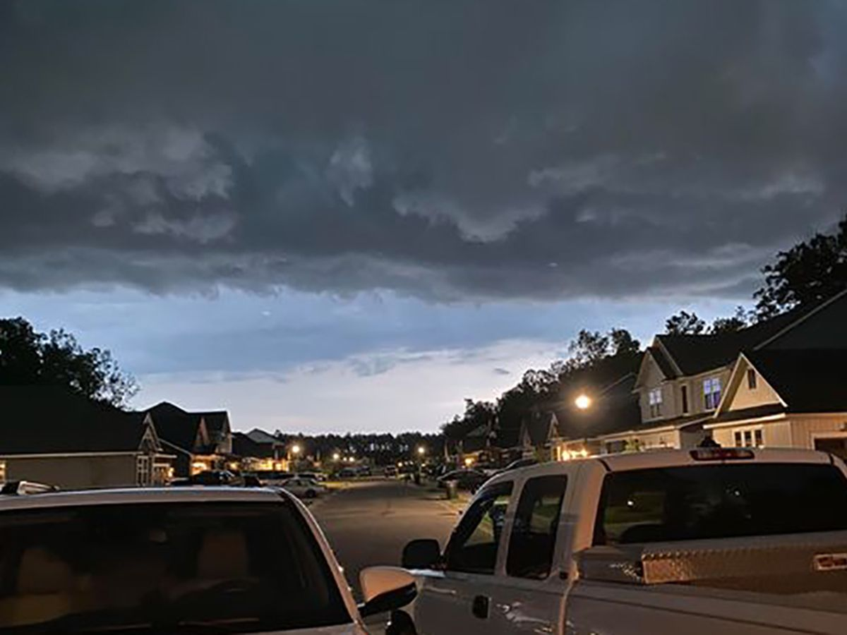 Severe thunderstorm warning canceled for Tri-County area