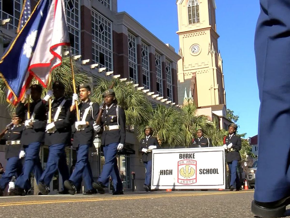 Charleston events honor Dr. Martin Luther King Jr.'s life, legacy