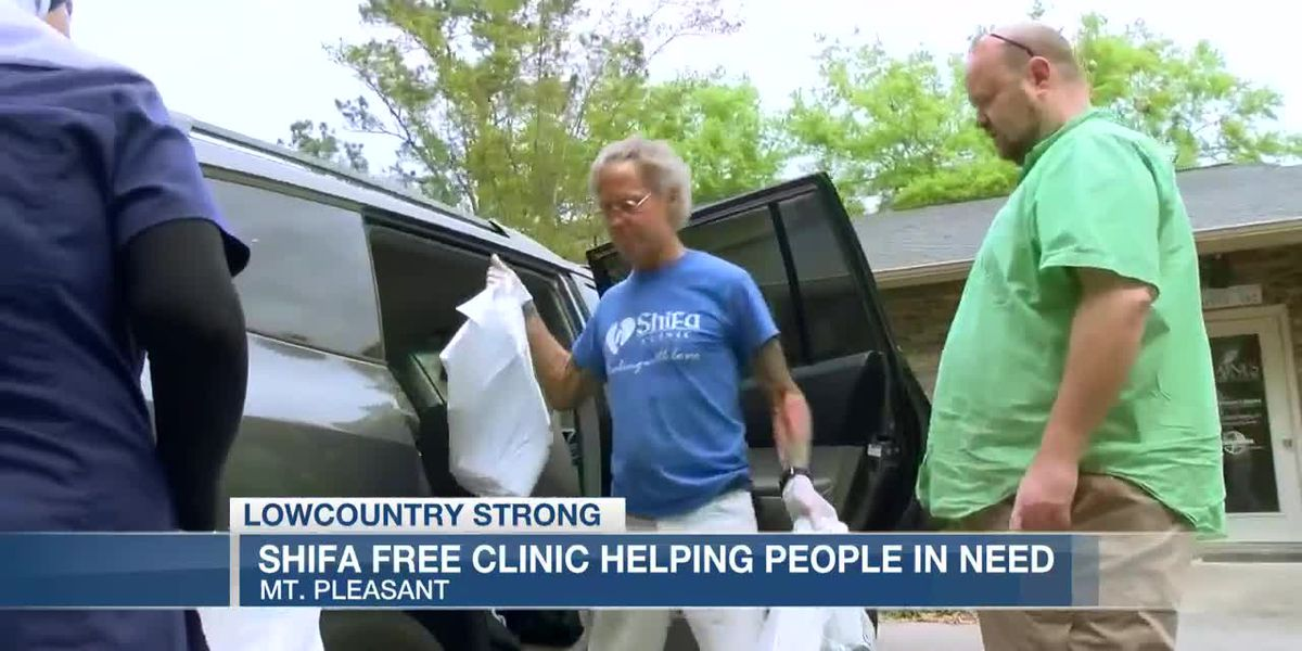 VIDEO: Lowcountry Strong: Clinic providing medical care, food to people in need