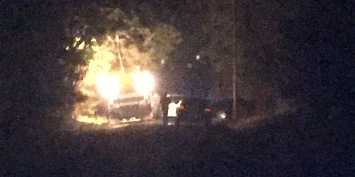 Authorities investigating after body found in Georgetown