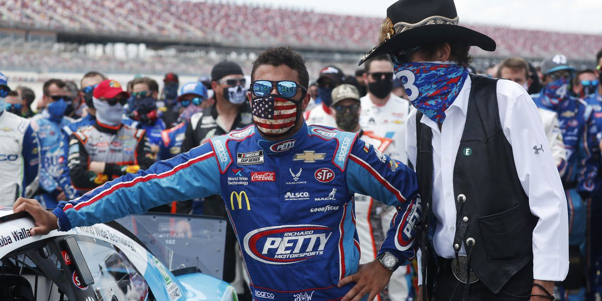 Rope found hanging in Bubba Wallace's garage was coincidence