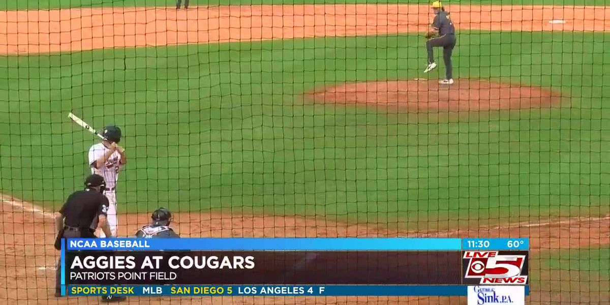 VIDEO: CofC wins series opener over NC A&T