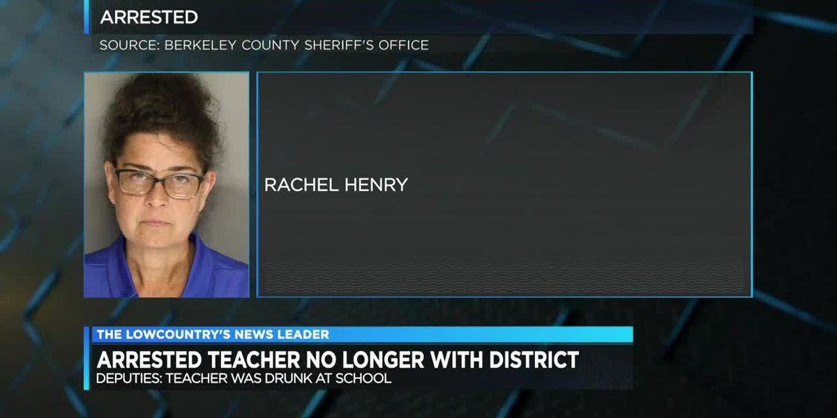 VIDEO: Teacher accused of being drunk at school no longer employed by district