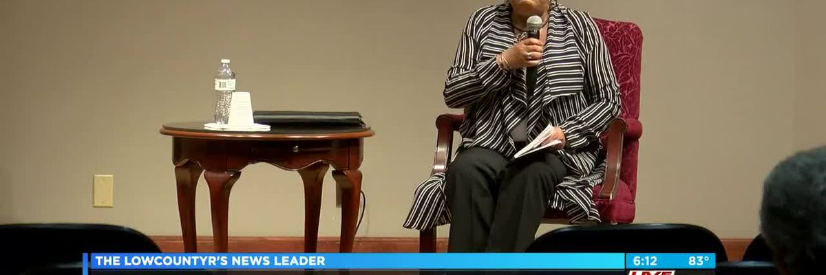 VIDEO: Daughter of Mother Emanuel AME Church shooting holds book signing