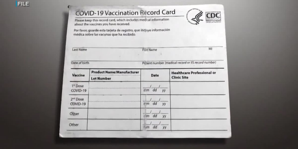 """Sports stadiums asking fans for their """"vaccine passports"""""""