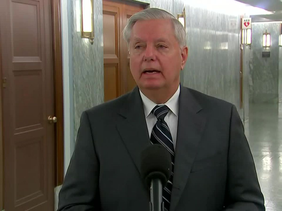 Graham 'categorically rejects' accusation he told Ga. official to toss ballots