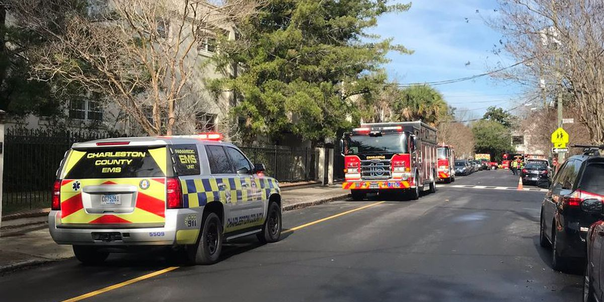 7 students evaluated by EMS after incident during chemistry class at Ashley Hall School