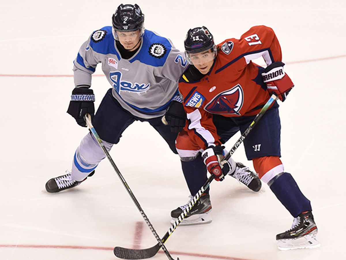 Icemen Get Past Stingrays In Overtime