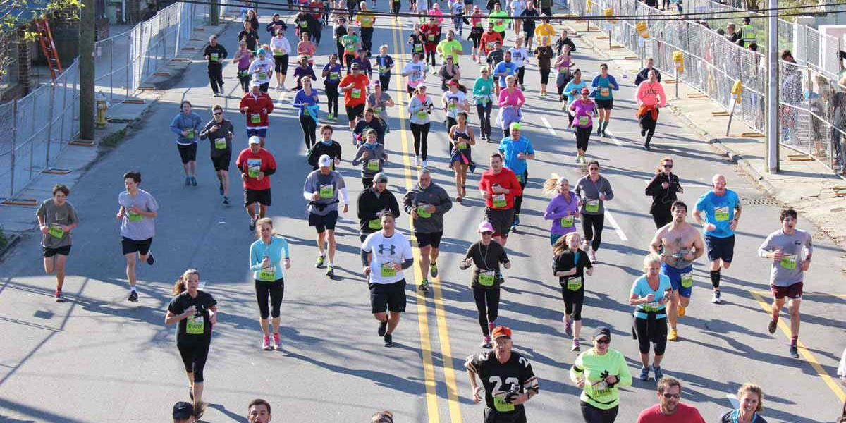 Cooper River Bridge Run officials open 2019 poster, t-shirt design contest
