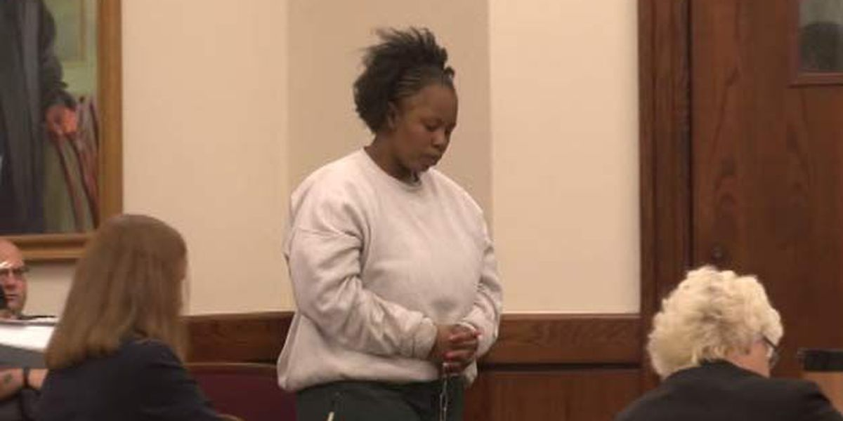 Bond denied for woman accused of fatally hitting 2-year-old with dumbbell