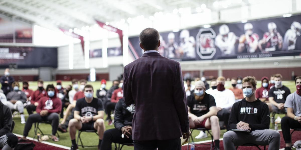 South Carolina approves salaries for football assistants