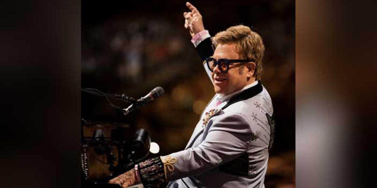 Elton John postpones 'Farewell Yellow Brick Road' tour stop in Columbia to 2022