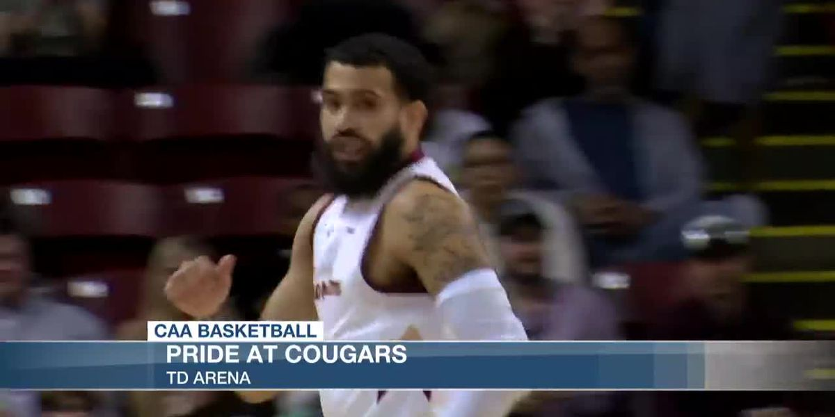 VIDEO: Cougars Down Hofstra Behind Miller's Game Winner