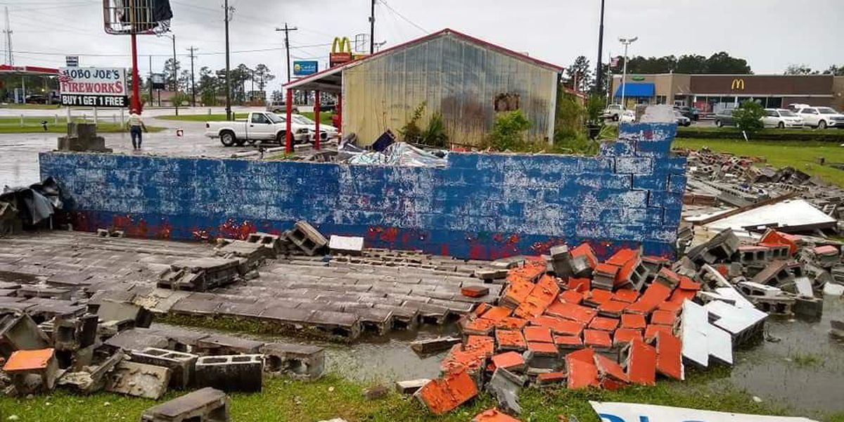 As watches, warnings expire, Lowcountry surveys storm damage