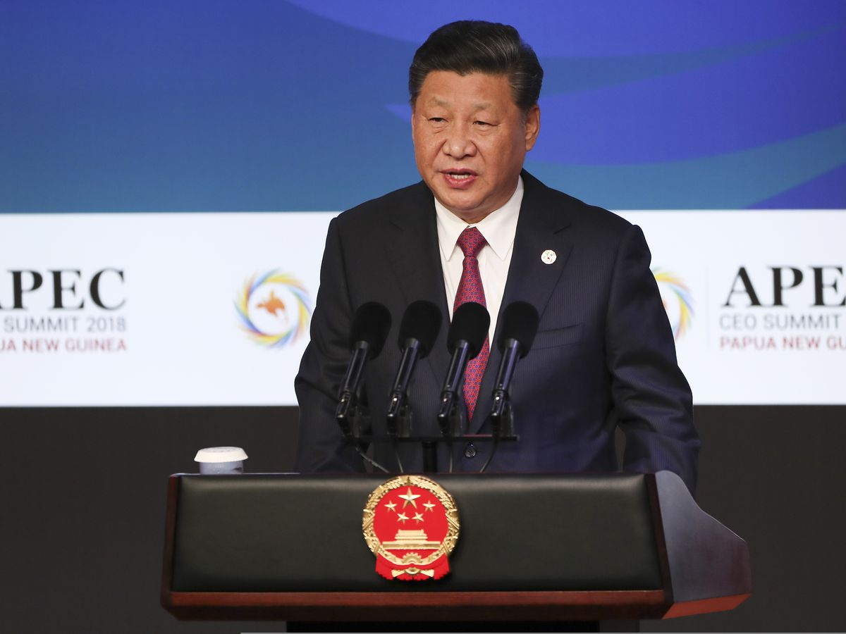 China's Xi: World faces choice of confrontation, cooperation