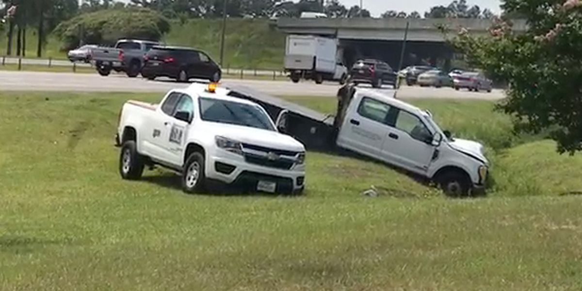 Police: Driver of stolen vehicle captured in Summerville after crashing into cars, tractor trailer