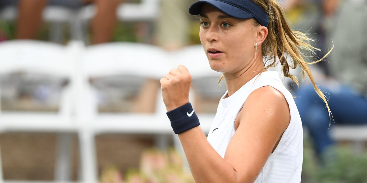 Spain's Badosa ousts world No. 1 Barty at Volvo Car Open