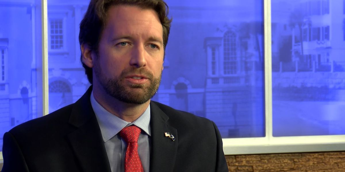 Rep. Cunningham asks for his paycheck to be withheld during shutdown