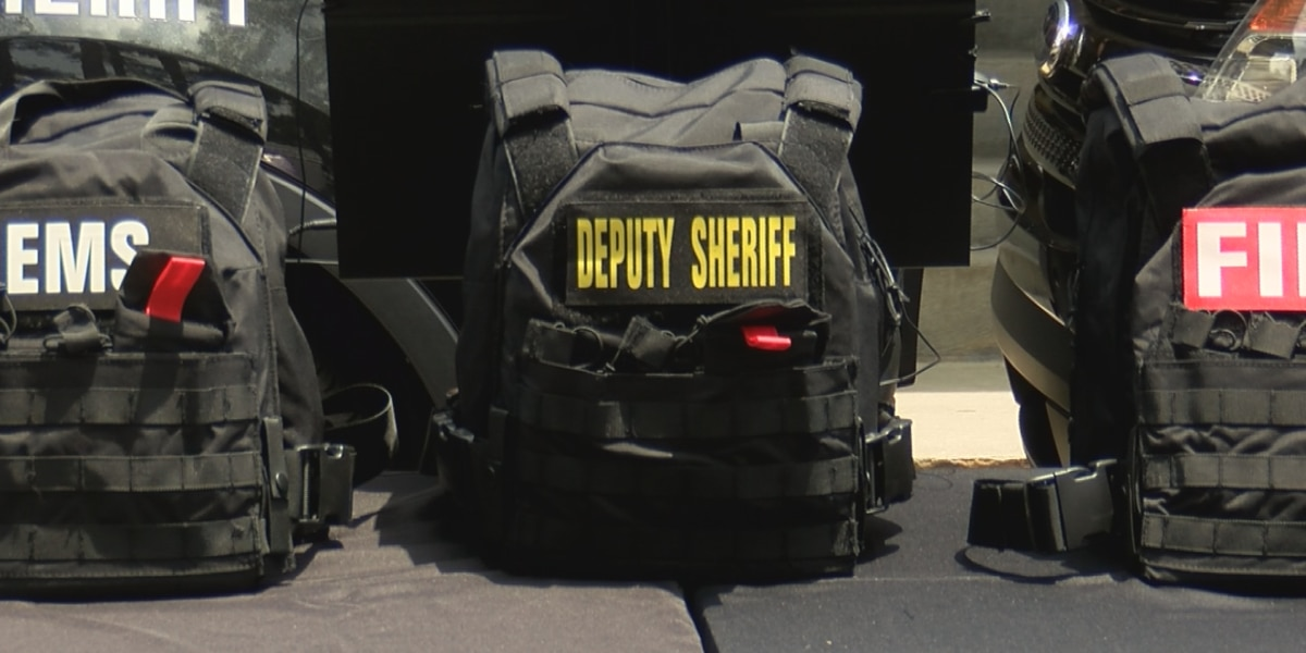 US Patriot Tactical donates active shooter kits to school resource officers across SC
