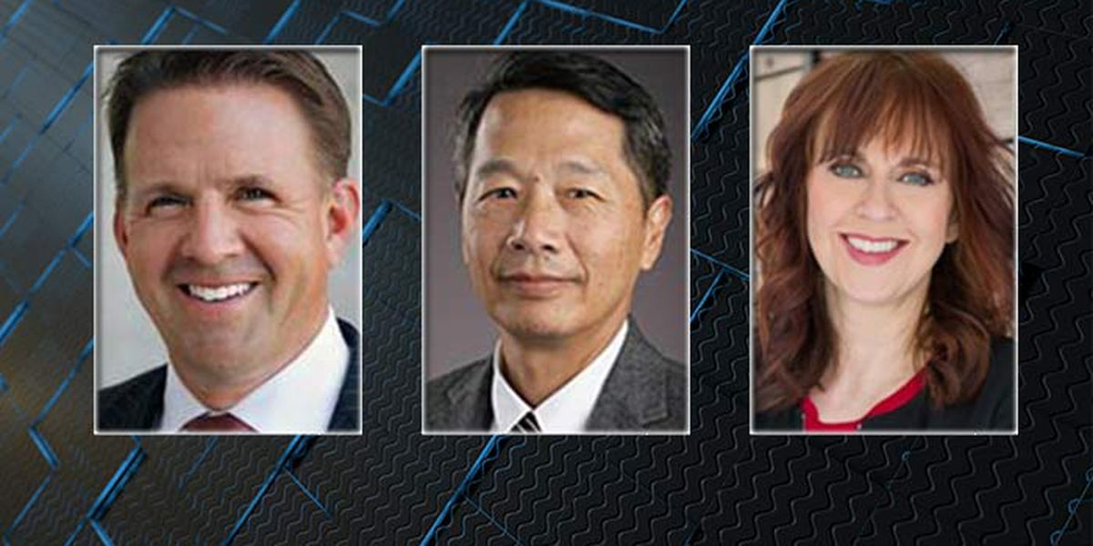 CofC announces 3 finalists in presidential search