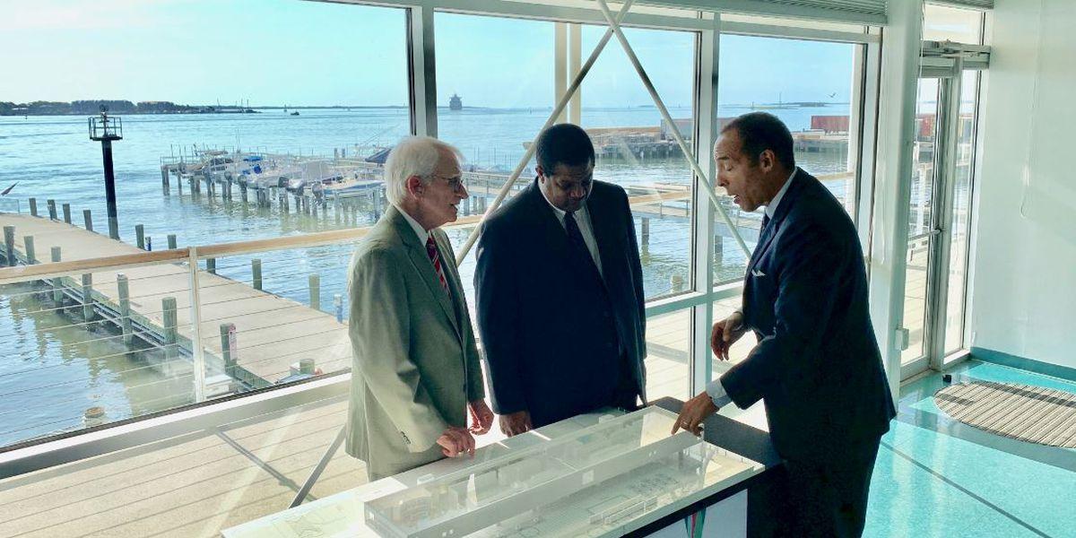 BP announces $1M donation to IAAM