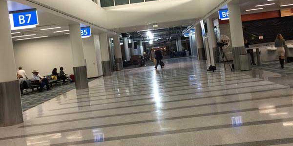 Limited air service Friday at Charleston International Airport
