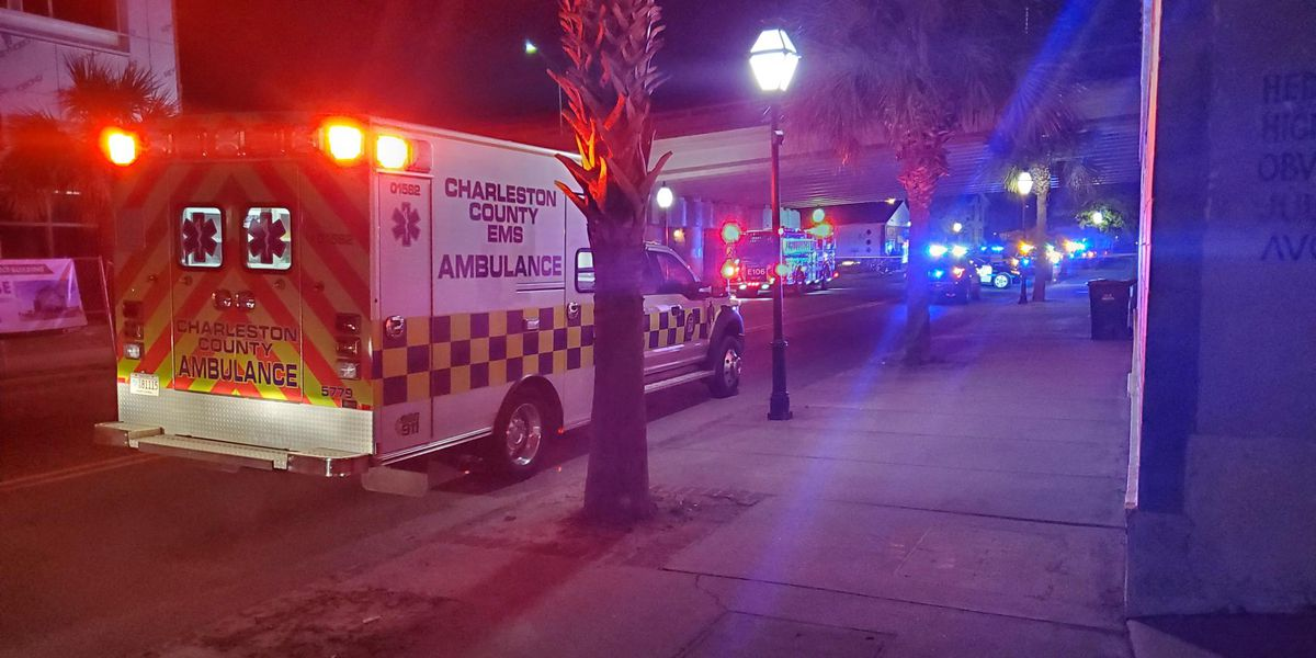 Police confirm King St. situation involving 'distraught' man ends peacefully