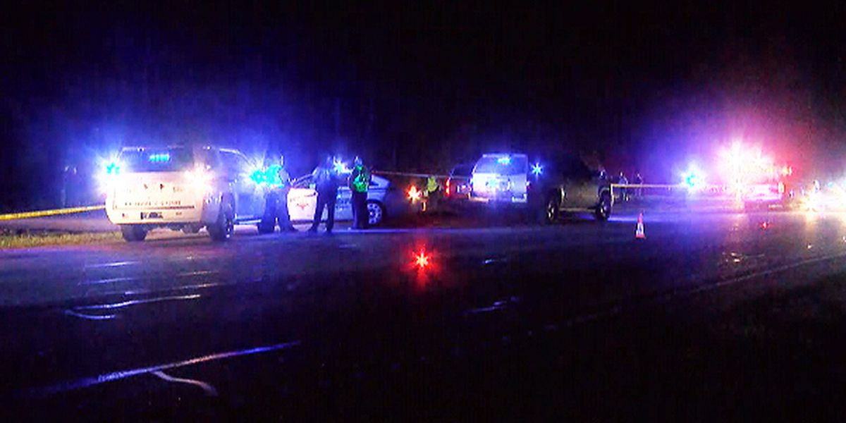 Deputies: Bank robbery suspect shot by deputy in Charleston County following car chase