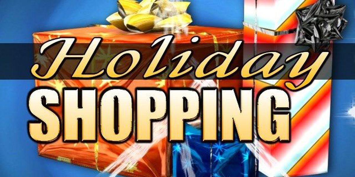 Holiday store hours for Christmas week
