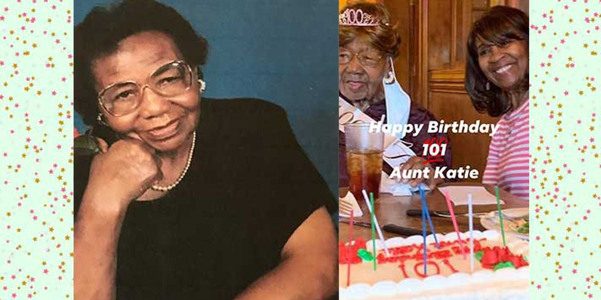 SC woman celebrates 101st birthday!