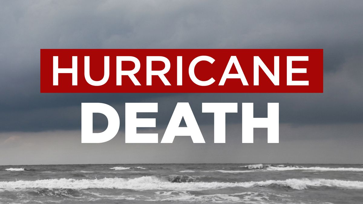 Officials identify 11-year-old killed in 'freak accident' during Hurricane Michael