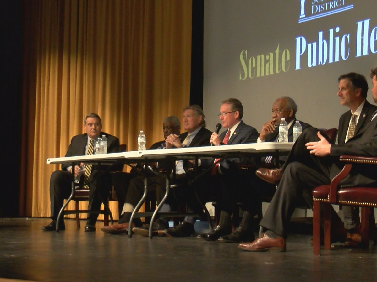 Educators, senators work together to change education bill