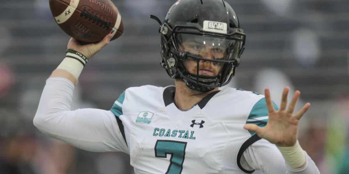 Coastal Carolina's season ends with loss at South Alabama