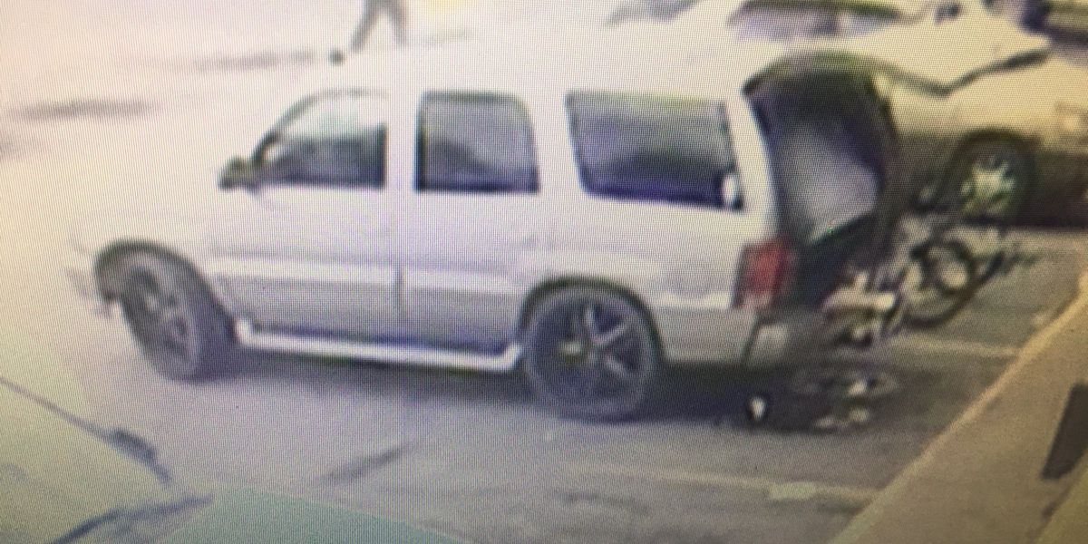 Police looking for man who stole handicap bicycle from Lowcountry discount store