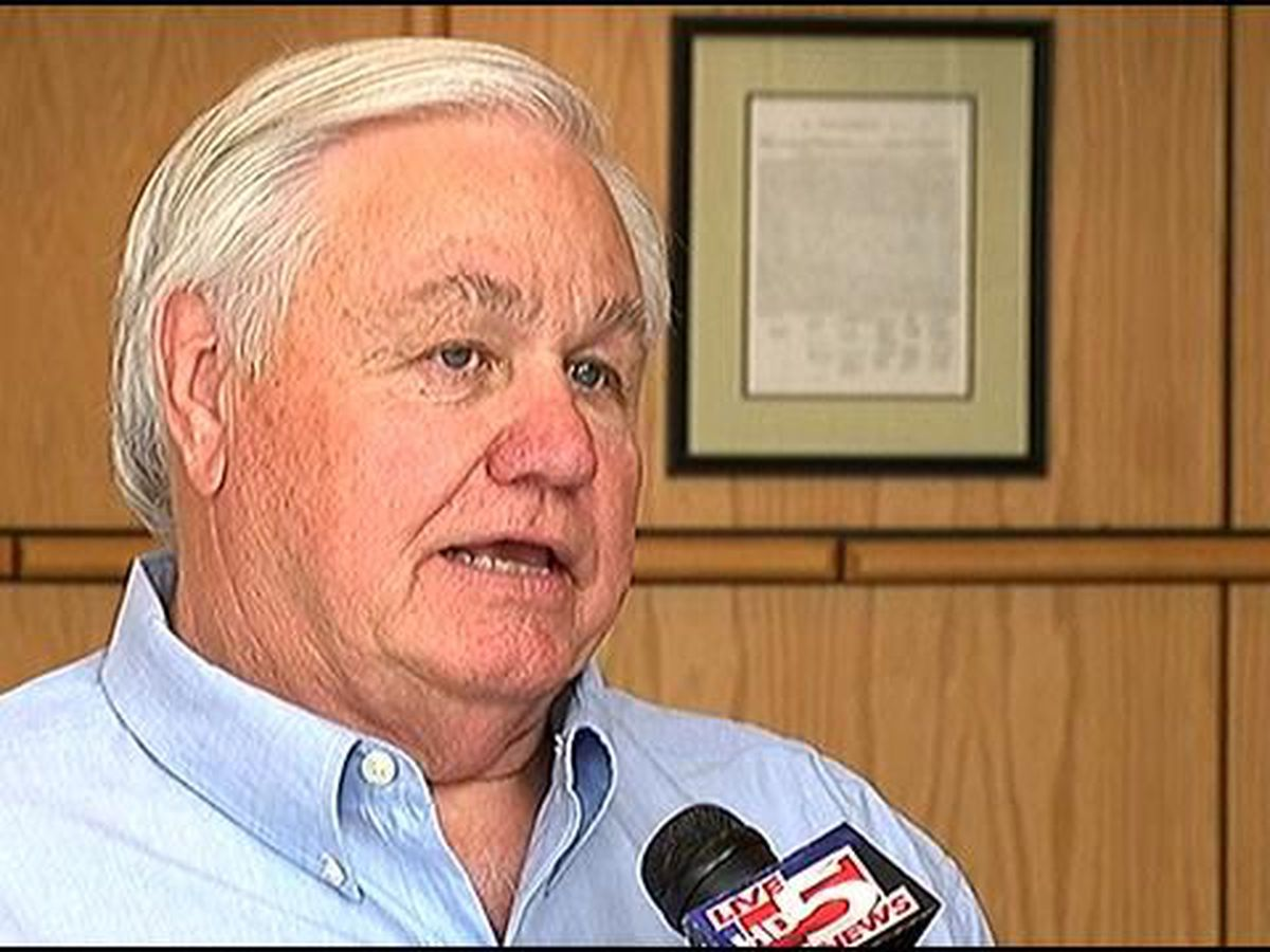 Summey announces re-election bid as N. Charleston mayor