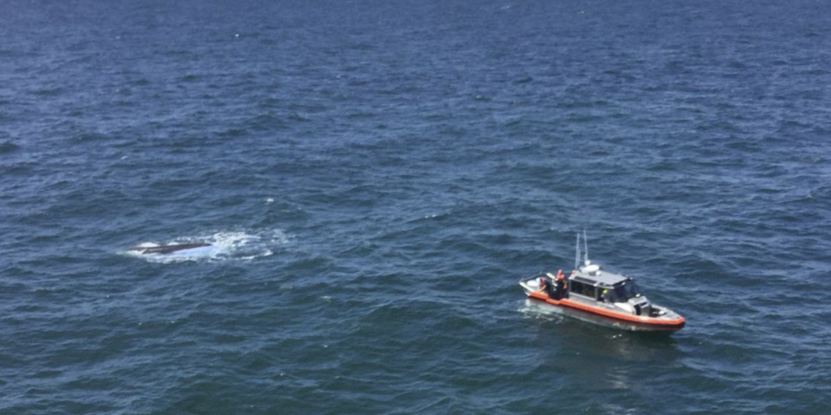 Dozens of passengers rescued from BC whale-watching boat off Washington coast