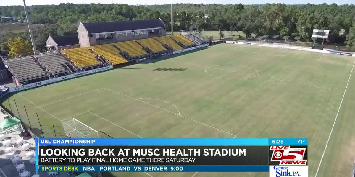 VIDEO: Looking back at MUSC Health Stadium