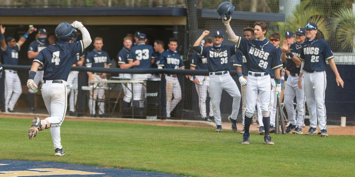 Bucs post Saturday Big South sweep against UNC Asheville