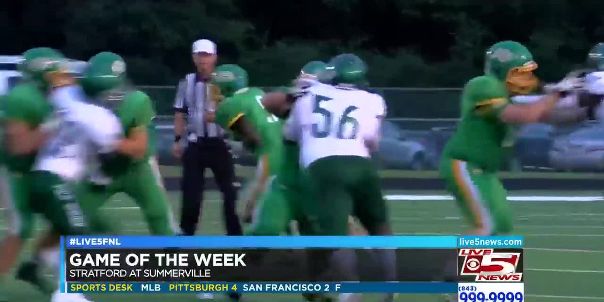 VIDEO: Summerville vs Stratford Game of the Week preview
