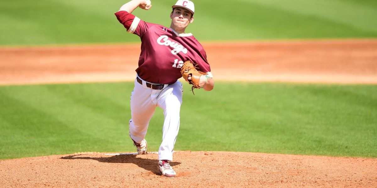 Xavier Edges Cougars in Pitcher's Duel, 2-1