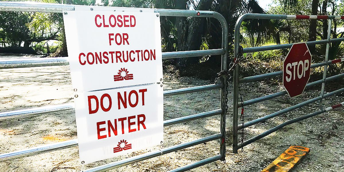 Kiawah Beachwalker Park reopening pushed back due to construction delays