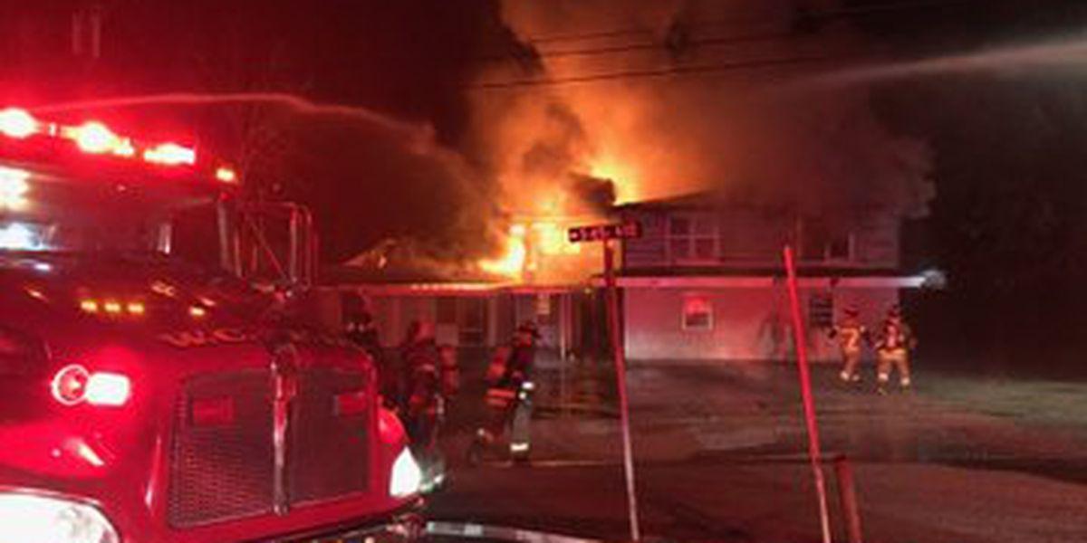 Deputies investigating motel fire in Williamsburg County