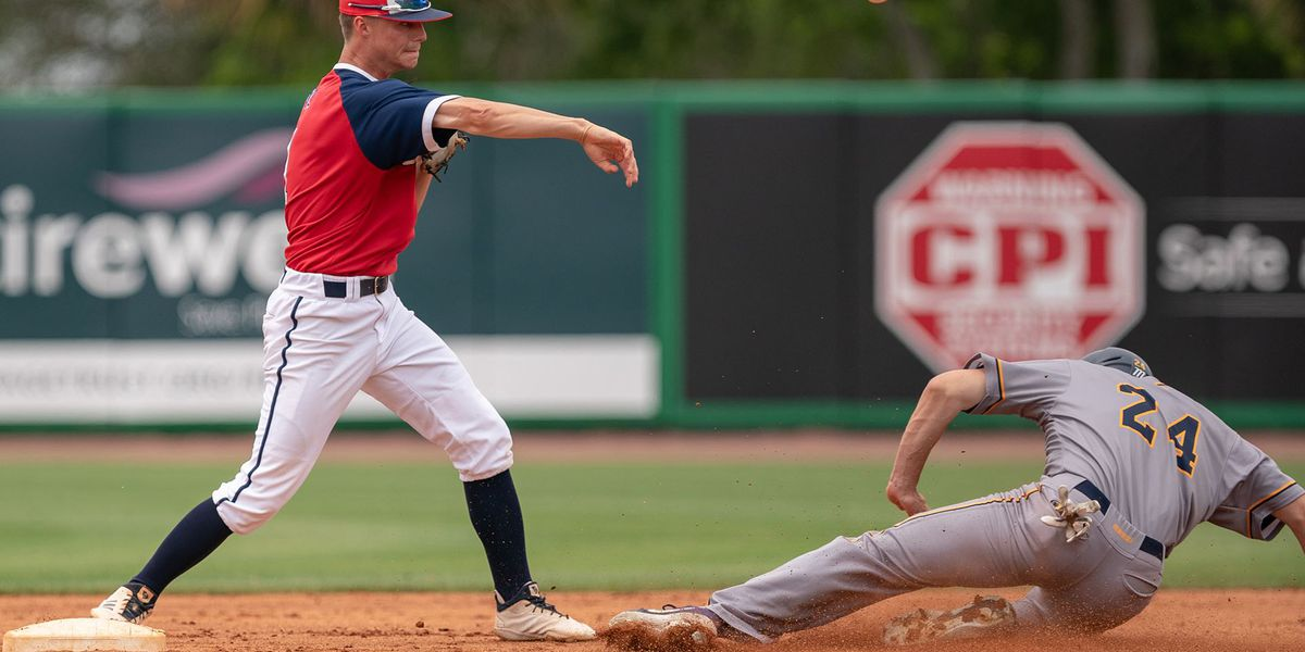 Bulldogs Fall in Weather-Shortened Contest