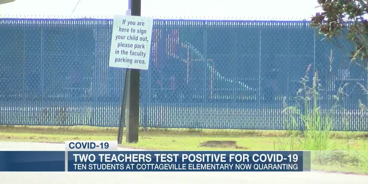 VIDEO: 10 Colleton Co. students in quarantine after 2 teachers test positive