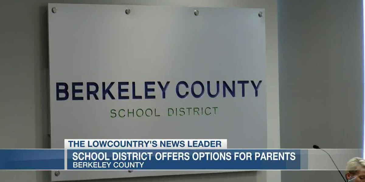 VIDEO: Berkeley Co. school board approves reopening plans
