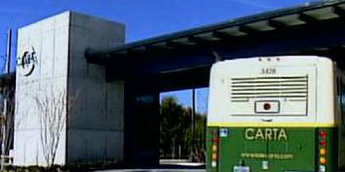 CARTA moving forward with $14.5 million Intermodal Center