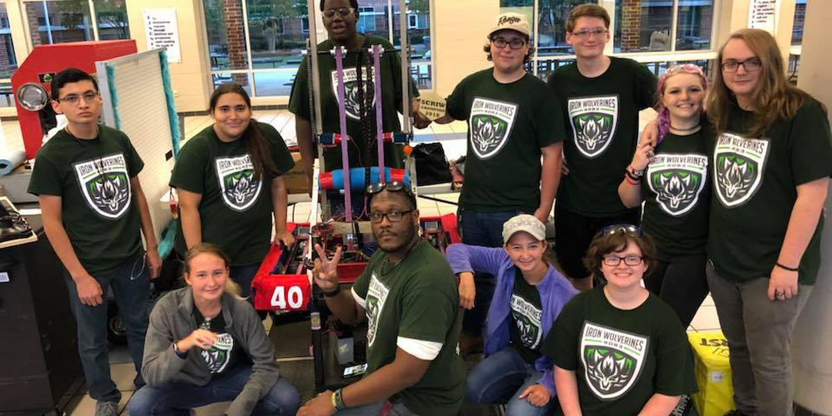Classroom Champions: Robotics team at Woodland High needs work benches