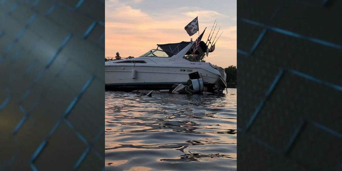 Man charged in connection to boat crash on Intracoastal Waterway that sent 4 to hospital