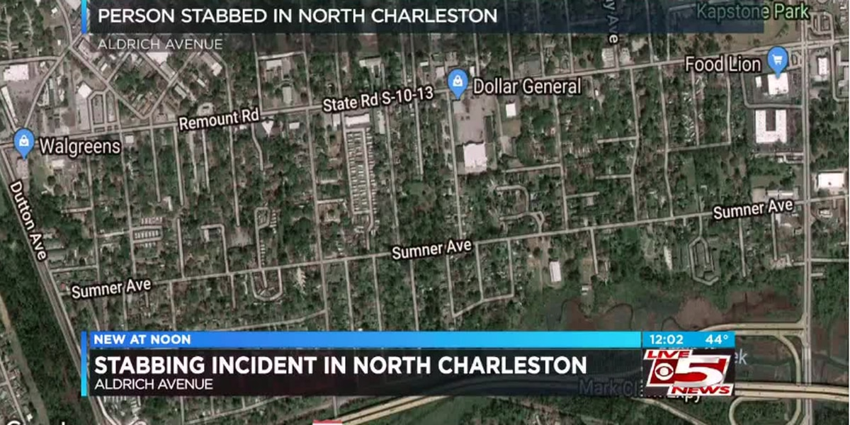 Police: Uncooperative man hospitalized after stabbing in N. Charleston