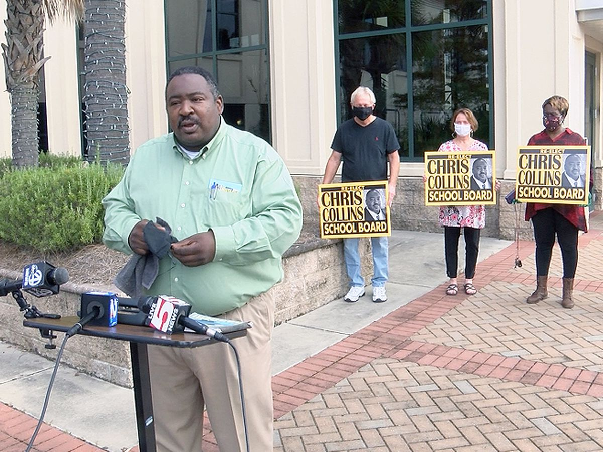 2nd Charleston Co. School Board member pushing back against ad campaign
